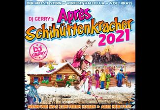 VARIOUS - DJ Gerry's Après Schihüttenkracher 2021  - (CD)