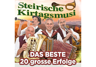 Steirische Kirtagsmusi - 20 große Erfolge  - (CD)
