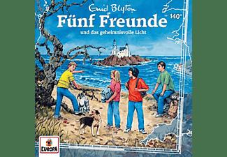 Fünf Freunde - 140/und das geheimnisvolle Licht [CD]