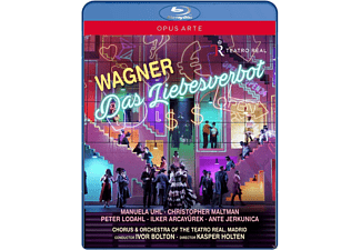 VARIOUS - Das Liebesverbot  - (Blu-ray)