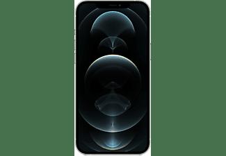 APPLE iPhone 12 Pro Max 256 GB Silber Dual SIM