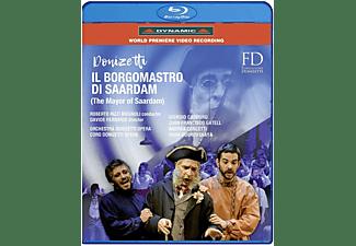 Rizzi Brignoli/Caodu - Il Borgomastro di Saardam  - (DVD)