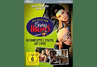 Die Fälle der Shirley Holmes,Staffel 2 DVD