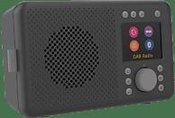 PURE Elan Connect DAB+ Radio, DAB, DAB+, Internet Radio, FM, Bluetooth, Charcoal