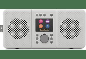 PURE Elan Connect+ DAB+ Radio, DAB, DAB+, Internet Radio, FM, Bluetooth, Stone Grey