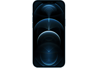 APPLE iPhone 12 Pro Max 256 GB Pazifikblau Dual SIM