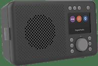 PURE Elan DAB+ Radio, DAB, DAB+, FM, Bluetooth, Charcoal