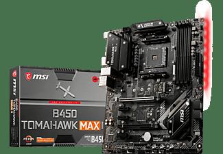 MSI B450 TOMAHAWK MAX II Mainboard Schwarz