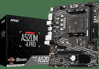 MSI Mainboard A520M-A Pro (7C96-001R)