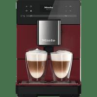 MIELE Stand-Kaffeevollautomat CM 5310 Silence, Brombeerrot