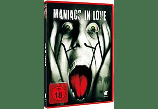 MANIACS IN LOVE (UNCUT) DVD