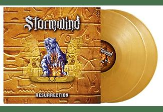 Stormwind - Resurrection (Re-Master/Bonus Track) (Marble Gold)  - (Vinyl)