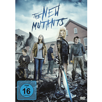 The New Mutants DVD