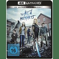 The New Mutants [4K Ultra HD Blu-ray + Blu-ray]