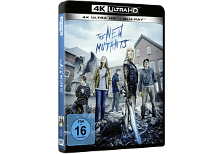 The New Mutants 4K Ultra HD Blu-ray + Blu-ray