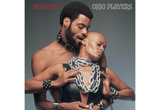 The Ohio Players - Ecstasy (Gtf.Black Vinyl Reissue)  - (Vinyl)