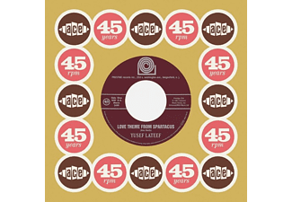 Yusef/cannonball Adderley Sextet Lateef - Love Theme From Spartacus (7inch Single)  - (Vinyl)