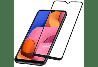 CELLULAR LINE Displayschutzglas Impact Glass Capsule für Samsung Galaxy A20s