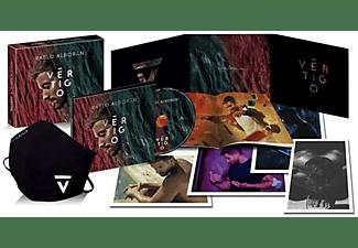 Pablo Alborán - Vértigo - CD (Digipack) + 10 Postales + Mascarilla