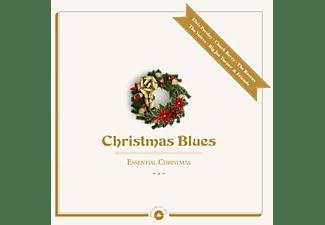 VARIOUS - Christmas Blues  - (Vinyl)