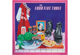 Jacques - THE FOUR FIVE THREE  - (CD)