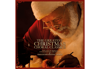 The City Of Prague Philharmonic Orchestra - The Greatest Christmas Choral Classics  - (Vinyl)