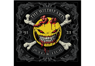 The Wildhearts - THIRTY YEAR ITCH  - (CD)