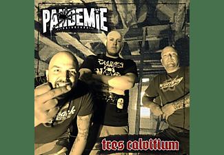 Pandemie - Tres Calvitium  - (Vinyl)