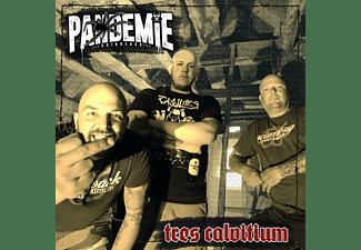 Pandemie - Tres Calvitium (Limited CD)  - (CD)
