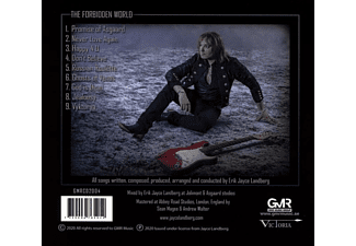 Jayce Landberg - FORBIDDEN WORLD  - (CD)