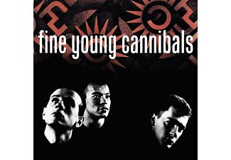 Fine Young Cannibals - FINE YOUNG CANNIBALS (REMASTERED) (RED COLORED LP)  - (LP + Download)