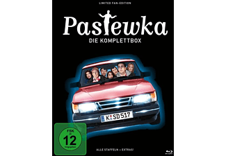 Pastewka Komplettbox: Limitierte Fan-Edition (Staf Blu-ray