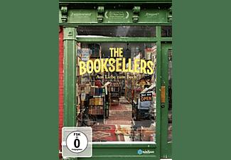 The Booksellers - Aus Liebe zum Buch DVD