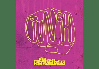 The Sensitives - Punch (Ltd./180g/Smokey Pink Vinyl/incl.CD)  - (LP + Bonus-CD)