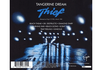 Tangerine Dream - THIEF (REMASTERED 2020)  - (CD)