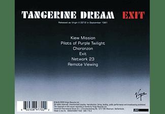 Tangerine Dream - EXIT (REMASTERED 2020)  - (CD)