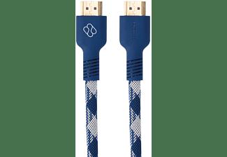 Cable HDMI - FR-TEC HDMI 2.11, Para PS5, 1.5 m, Azul
