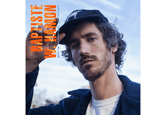 Baptiste W. Hamon - Soleil,soleil bleu  - (CD)
