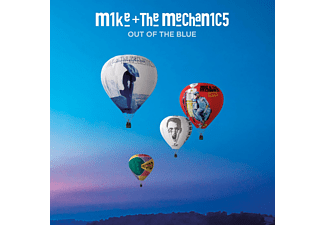 Mike & The Mechanics - Out of the Blue  - (CD)