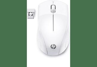 Ratón - HP 220 S, Wireless, 1600 ppp, Blanco