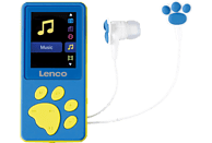 LENCO Xemio-560 MP3 Player 8 GB, Blau