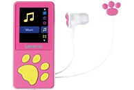 LENCO Xemio-560 MP3 Player 8 GB, Pink
