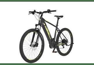 FISCHER Montis 5.0I Mountainbike (Laufradgröße: 27,5 Zoll, Rahmenhöhe: 48 cm, Herren-Rad, 418 Wh, Schiefergrau matt)
