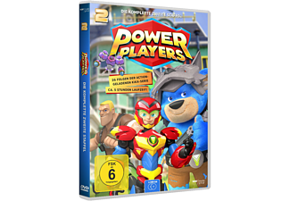 Power Players - Staffel 2 DVD