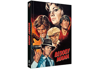 Bloody Mama - Mediabook (2-Disc Limited Collector's Edition Nr. 42) [Cover B, Limitiert auf 333 Stück] Blu-ray