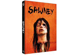 Sawney: Flesh of Man (2-Disc Rawside-Edition Nr.09) [Uncut Mediabook, Cover A, 222 Stück] Blu-ray