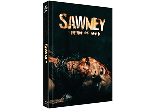 Sawney: Flesh of Man (2-Disc Rawside-Edition Nr.09) [Uncut Mediabook, Cover C, 222 Stück] Blu-ray
