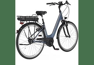 FISCHER CITA 2.0 Citybike (Laufradgröße: 28 Zoll, Rahmenhöhe: 44 cm, Unisex-Rad, 317 Wh, Saphirblau matt)