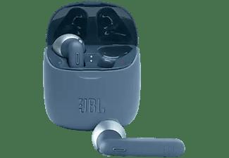 JBL Draadloze oortjes + Oplaadcase Tune 225 TWS Blauw