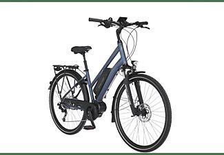 FISCHER ETD 1820.1 Lady Trekkingrad (Laufradgröße: 28 Zoll, Rahmenhöhe: 44 cm, Damen-Rad, 422 Wh, Saphirblau matt)